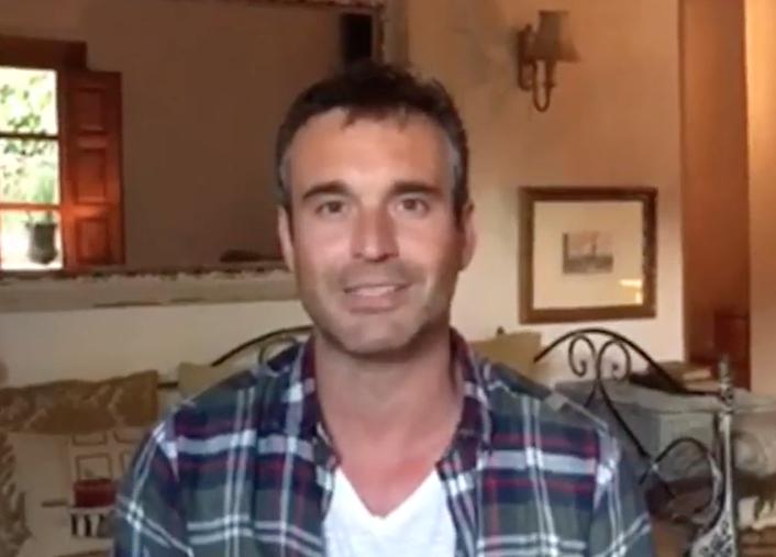 David Santisteban apoya 20 años de Marisol a Pepa Flores